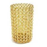 Cylinder Crystal (M) GOLD