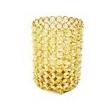 Cylinder Crystal (S) GOLD