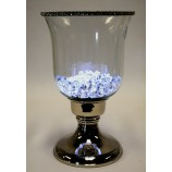 Candle Holder with Jewel Crystals