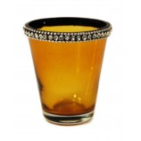 Votive Crystal Jewels - Amber