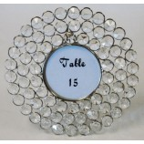 Crystal Table Numbers-NKL
