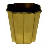 Planter (L) 9979 Brass