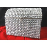 "Crystal Money & Gift Card  Box Nickel 15"" x 12"""