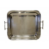 Tray Nickel Silver