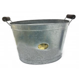 Galvanised Tubs (Large)