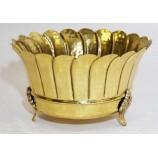 Planter Solid Brass (L)