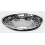 Large Engraved Tray Nkl.