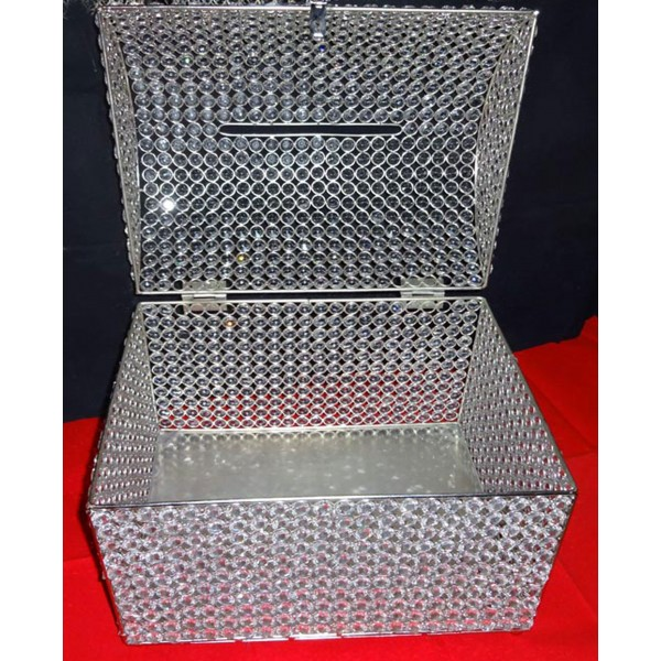 Crystal Money Gift Card Box