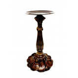 Pillar Floral Stand - Bronze