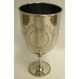 Goblet Nickel Plated